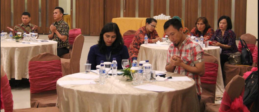 <p>Bimbingan Teknis Pemanfaatan Data Kependudukan Kab/Kota Sumatera Utara TA 2017</p>